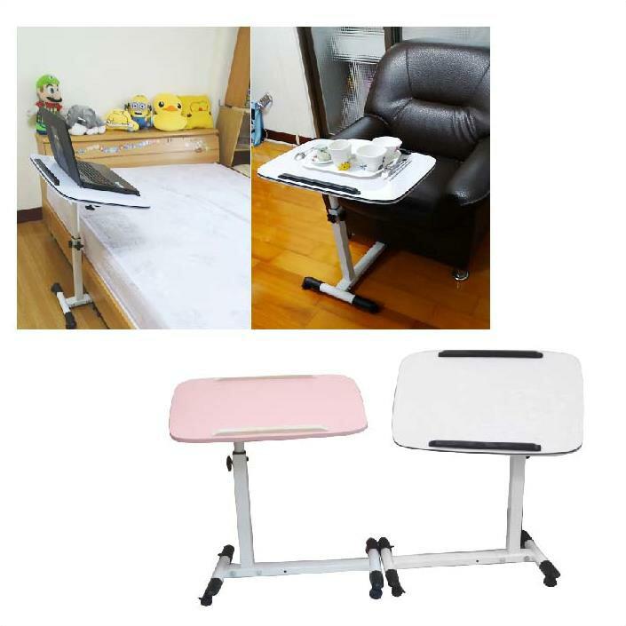桌子 - 升降便利桌 可傾式 銀髮族 老人用品 行動不便者皆適用 可調整高度