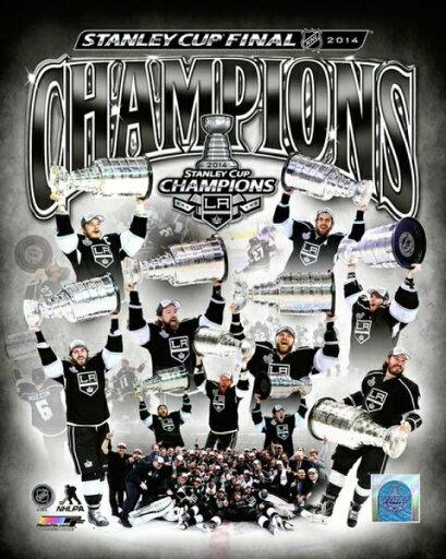 Los Angeles Kings 2014 Stanley Cup Champions Celebration Composite Photo Print (8 x 10) ea690e1ca7128fd6cca08596fff2439e