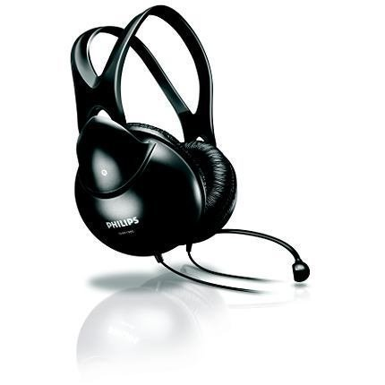【迪特軍3C】PHILIPS 飛利浦 SHM1900 頭戴 耳罩式耳機