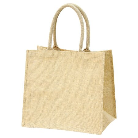 環保購物袋 蝶古巴特最佳選擇 麻製購物袋 TW15 NITORI宜得利家居 2