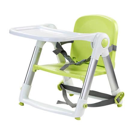 【限量送單杯架(1入) / 領券折200】英國 Apramo QTI Flippa 摺疊式兒童餐椅 附簡易提袋+Cushion坐墊  / 共六色 2