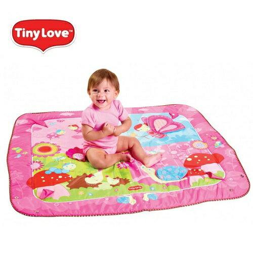 【安琪兒】美國【Tiny Love】公主五合一特大遊戲毯 1