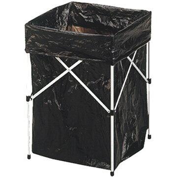 【【蘋果戶外】】Go Sport 45270 鋁合金可調式垃圾架 垃圾桶(附5PS垃圾袋)攜帶超方便/適露營 炊事 居家休閒烤肉