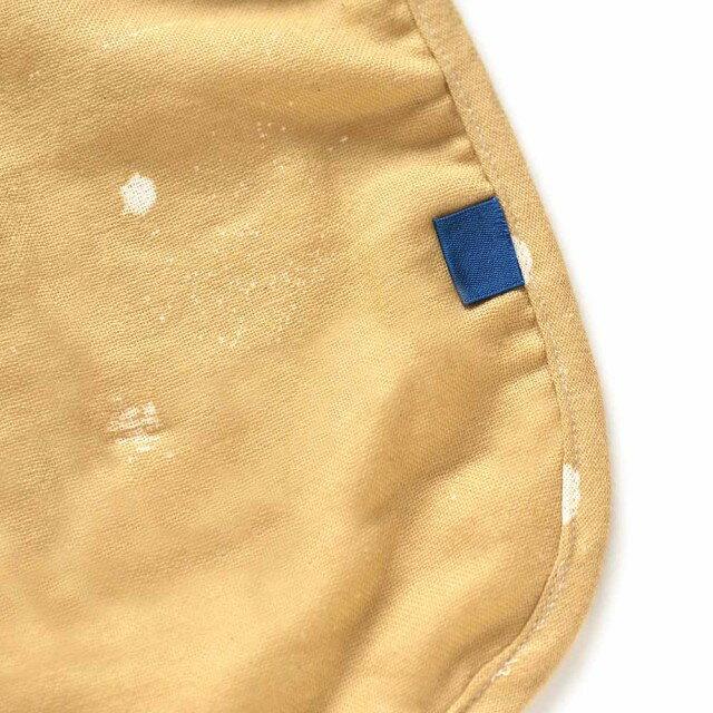 【安琪兒】【NAOMI ITO】多功能波點紗布巾(棕) 3