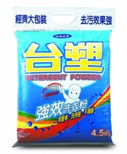 【客訂】台塑強效洗衣粉4.5kg*2包