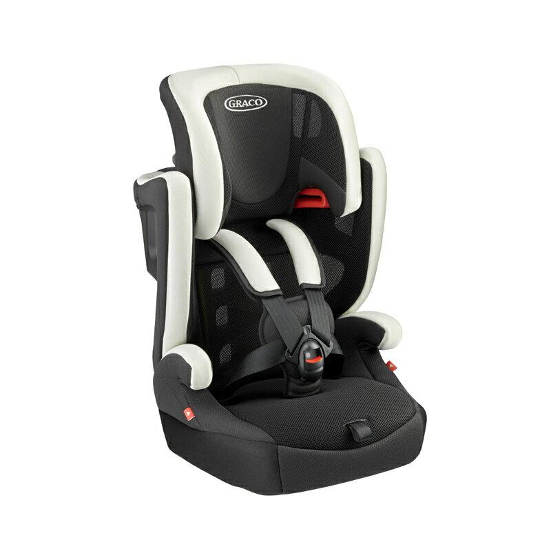 GRACO -  AirPop 1-12歲 嬰幼兒成長型輔助汽車安全座椅(兩色)