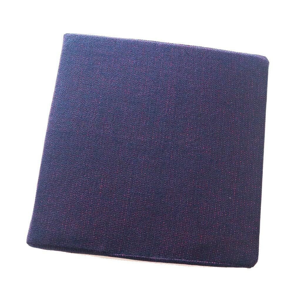 【J&N】北非異國立體坐墊紫55x55x5/2入/1組  樂天雙11購物節