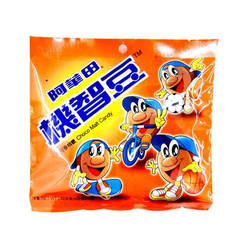 阿華田 機智豆 可可麥精糖 40g
