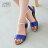 【S2-17326L】服貼牛皮底單色涼鞋_Shoes Party 1