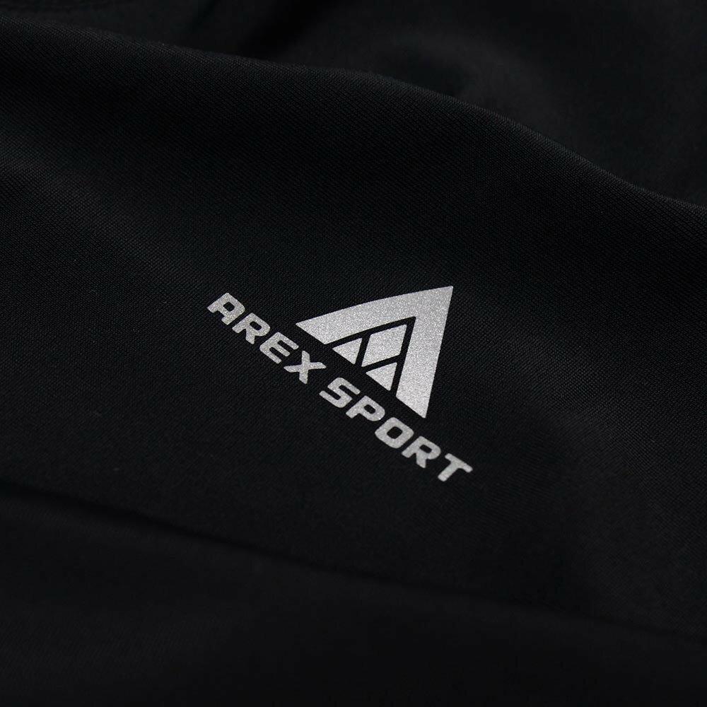 【台灣製-入門首選款】 AREX SPORT男款-運動訓練壓縮褲 壓力褲 內搭褲 束褲 緊身褲 7