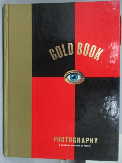 ~書寶 書T8/ _YBZ~Gold Book_Photography_1993年