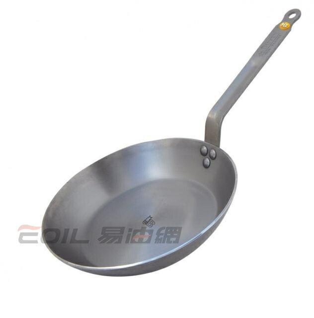 De Buyer Mineral B 法國畢耶 蜂蠟原礦 碳鋼鍋 24cm #5610.24