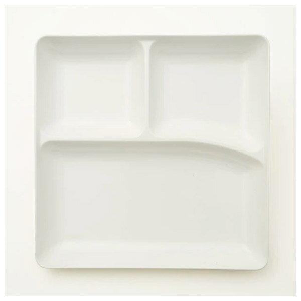 樹脂深型午餐盤 DELI WH NITORI宜得利家居 2