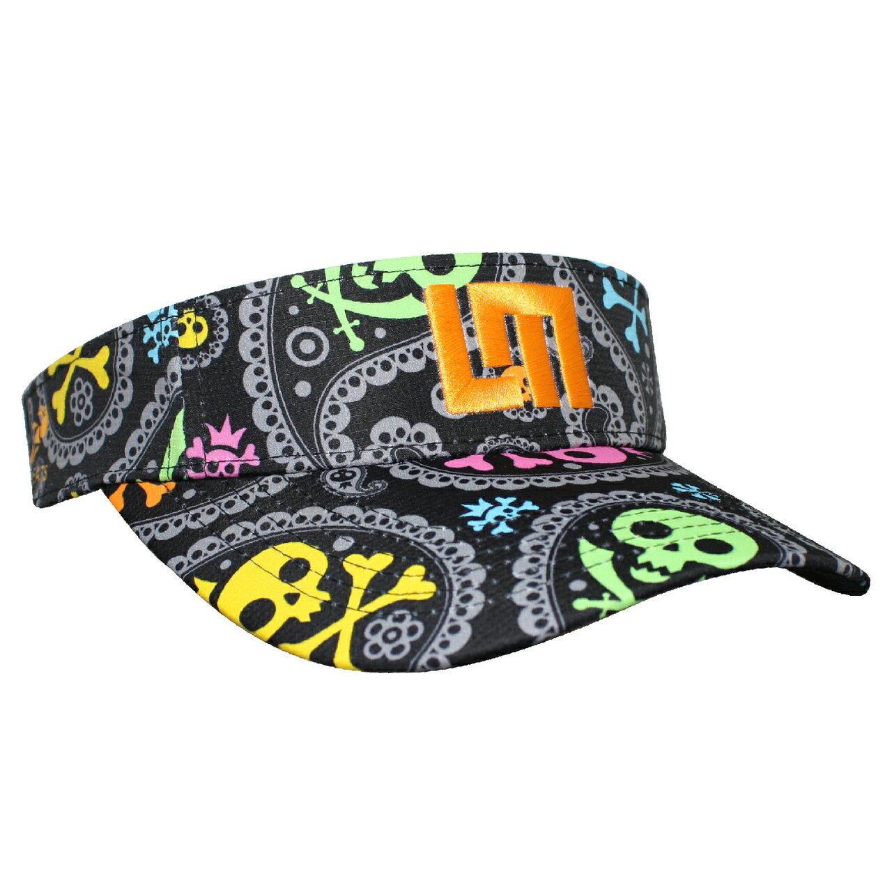 LOUDMOUTH 英國高爾夫服飾品牌-海盜船中空帽
