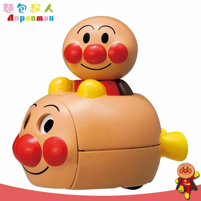 Anpanman 麵包超人 造型 迴力車玩具 跑跑車 玩具車 小汽車 日本進口正版 310933
