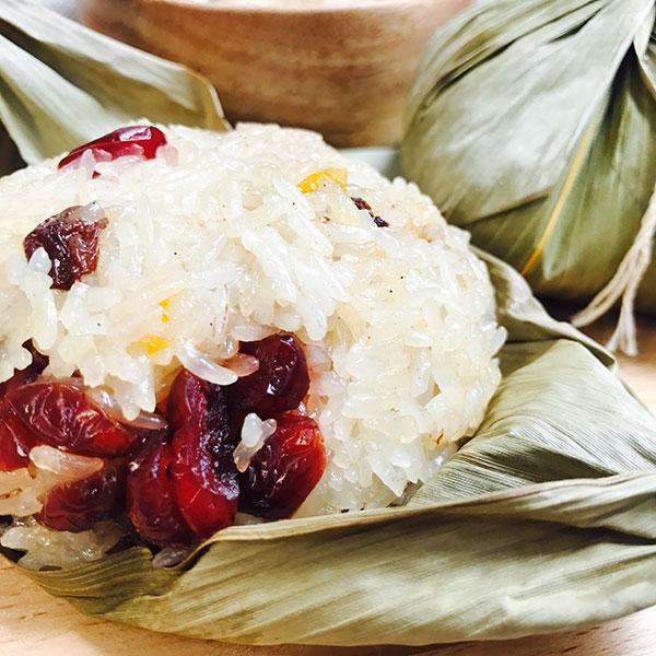 南洋椰香芒果粽