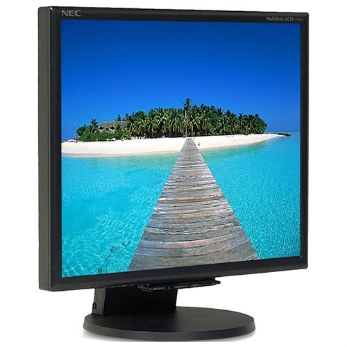 "Refurbished NEC 1770 17"" LCD Flat Panel Computer Monitor Display 1"