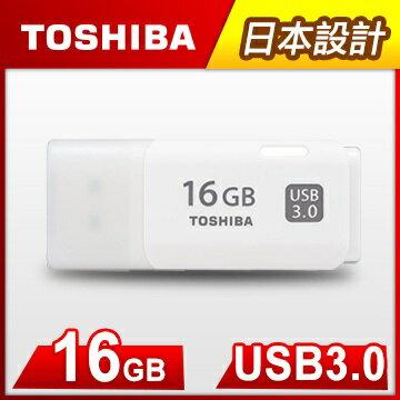 【Toshiba】Hayabusa 16GB USB3.0 隨身碟 THN-U301W0160A4