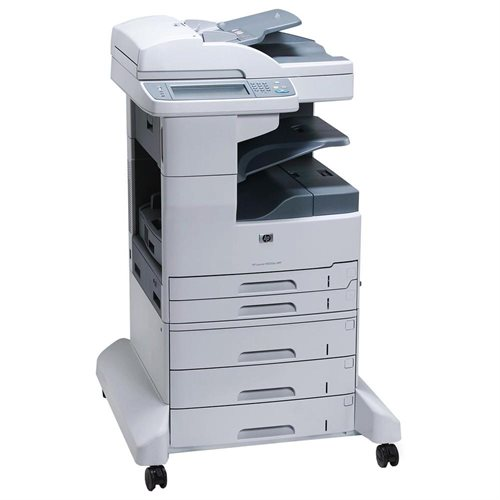 HP LaserJet M5035xs MFP Monochrome Laser - Printer / Fax / Copier / Scanner 1