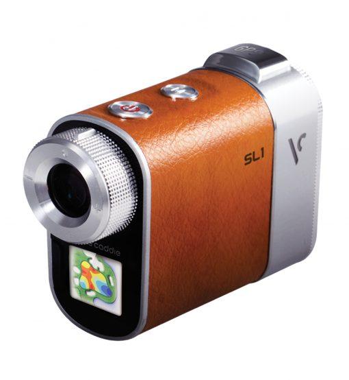 全新 日本 Voice Caddie SL1 SLOPE 雷射測距儀 1000碼 皮革 高質感 禮物 日本必買代購