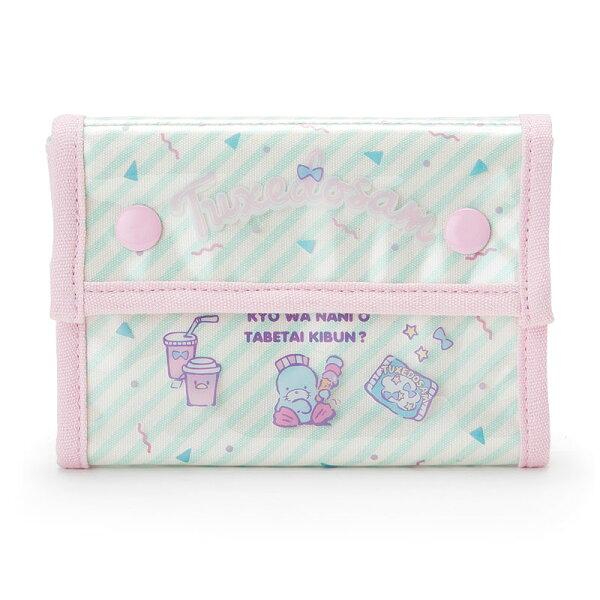 【真愛日本】4901610238691面紙收納包-TX甜點ACQ三麗鷗山姆企鵝企鵝面紙包零錢包化妝包