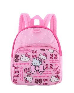 正版HelloKitty凱蒂貓兒童幼兒園書包雙肩背包適合1-6歲