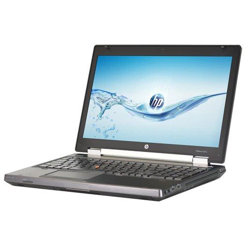 HP Elitebook 8570W Core i7-2 6GHz, 16GB RAM, 750GB HDD, DVDRW, 15 6