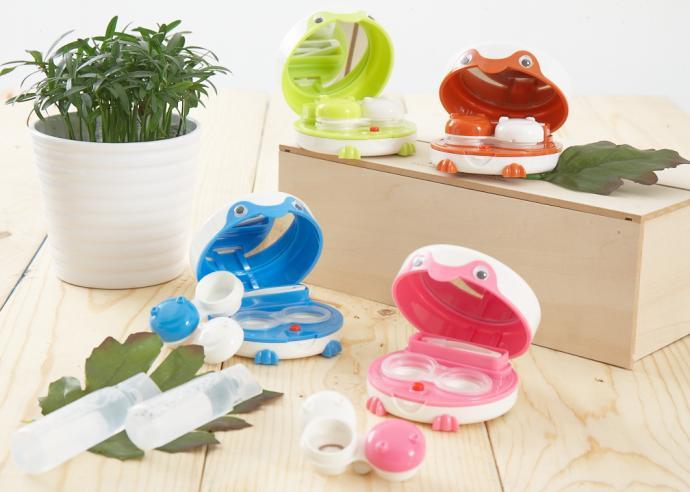 青蛙隱形眼鏡清洗機