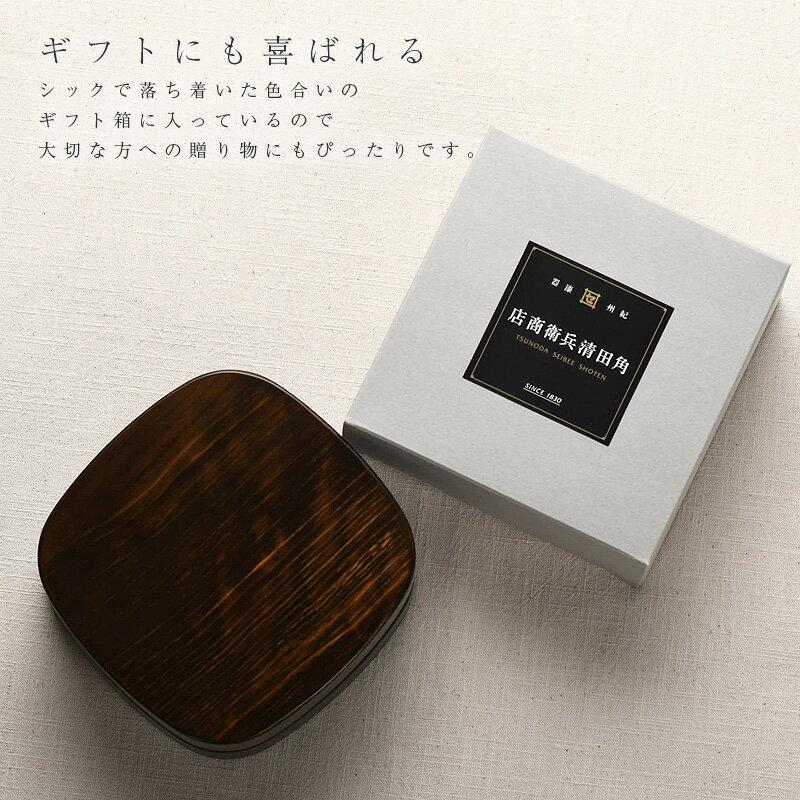 日本製 / 角田清兵衛商店 / 檜木方型便當盒 / 單層 / 620ml / tsu-0001。共2色-日本必買 日本樂天代購(12960*0.3)。件件免運 3