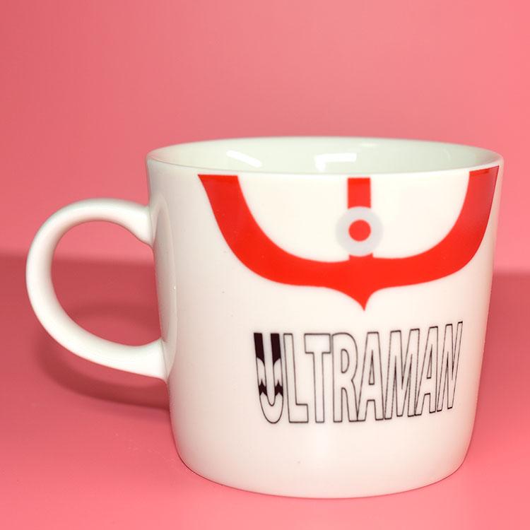 初代超人力霸王 馬克杯 磁器 日本製正版品 350ml