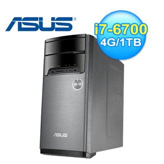 ASUS 華碩 M32CD i7-6700 500w桌上型電腦【三井3C】