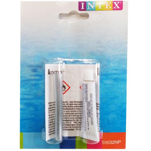 【奇買親子購物網】INTEX 充氣泳具.充氣玩具 游泳池修補貼/1盒6片(7x7cm)