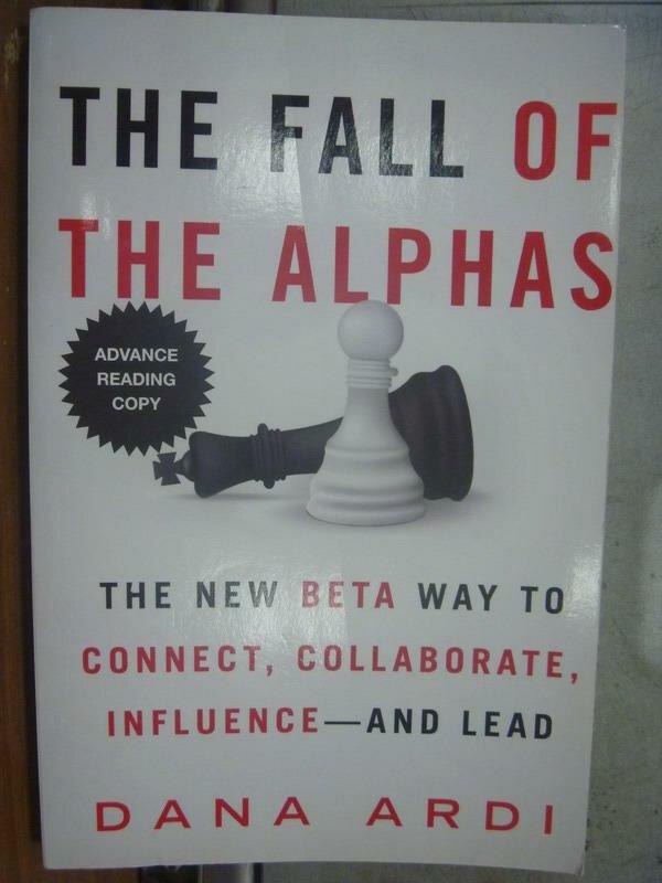 ~書寶 書T2/原文小說_OMF~The Fall of the Alphas