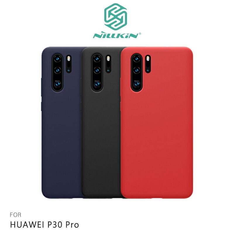 強尼拍賣~NILLKIN HUAWEI P30 / P30 Pro 感系列液態矽膠殼 背殼 鏡頭增高 手機殼 保護套