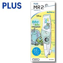 《開學季》PLUS MR2 修正帶 - 怪獸大學 Monster 1 (5mm x 6M) 迪士尼限定版
