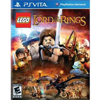 PSV 樂高魔戒 英文美版 LEGO Lord of the Rings