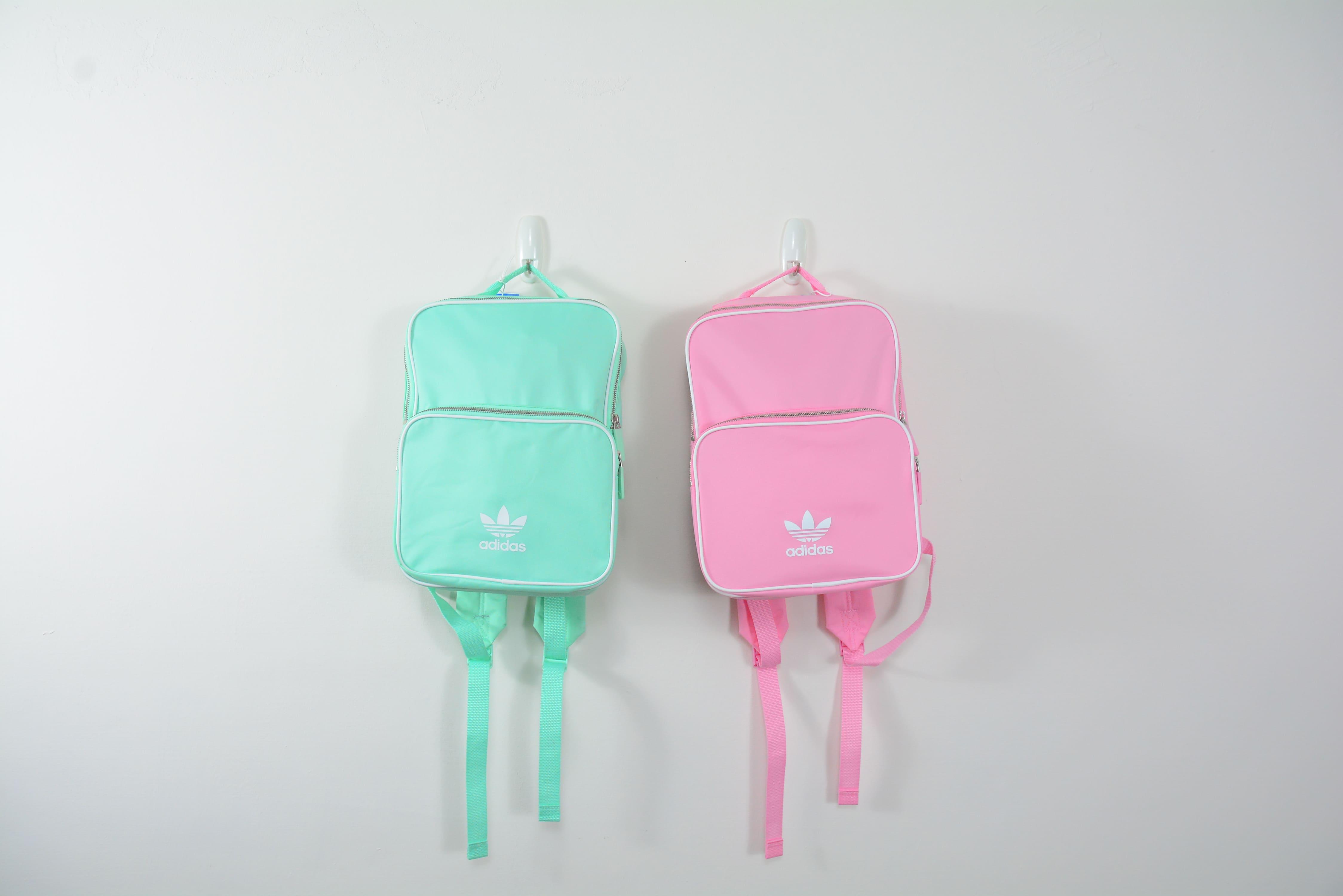 Lucky House 【滿千折百】Adidas Original 愛迪達 三葉草 後背包 運動後背包 潮流