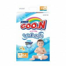 『121婦嬰用品館』大王 境內版尿布 M (64片*4包/箱)