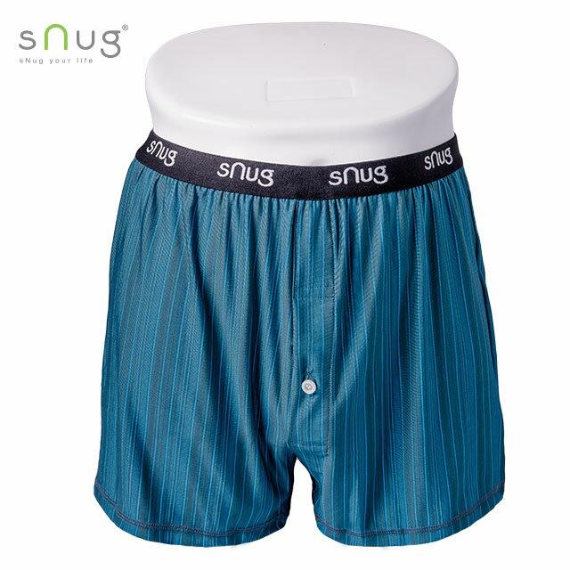 Snug-新元素四角褲(細腰帶) 男內褲 羽嵐服飾