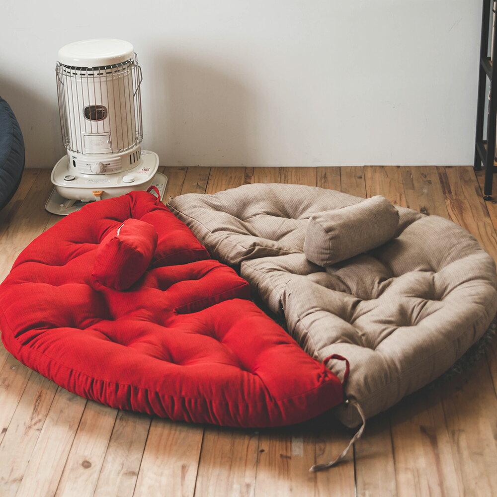 沙發 / 和室椅 / 紓壓懶骨頭 創意多功能包袱懶骨頭(五色) MIT台灣製 現領優惠券 完美主義【M0042】樂天雙11 2
