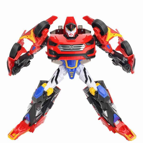 《衝鋒戰士carbot》艾斯