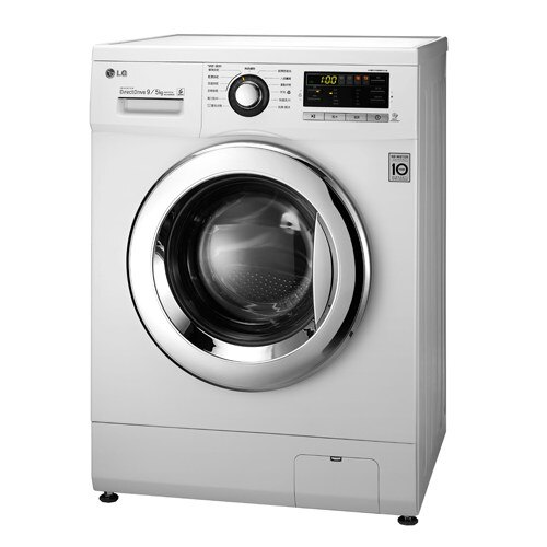 好禮送【LG樂金】9kg 洗脫烘滾筒洗衣機 WD-90MGA【三井3C】