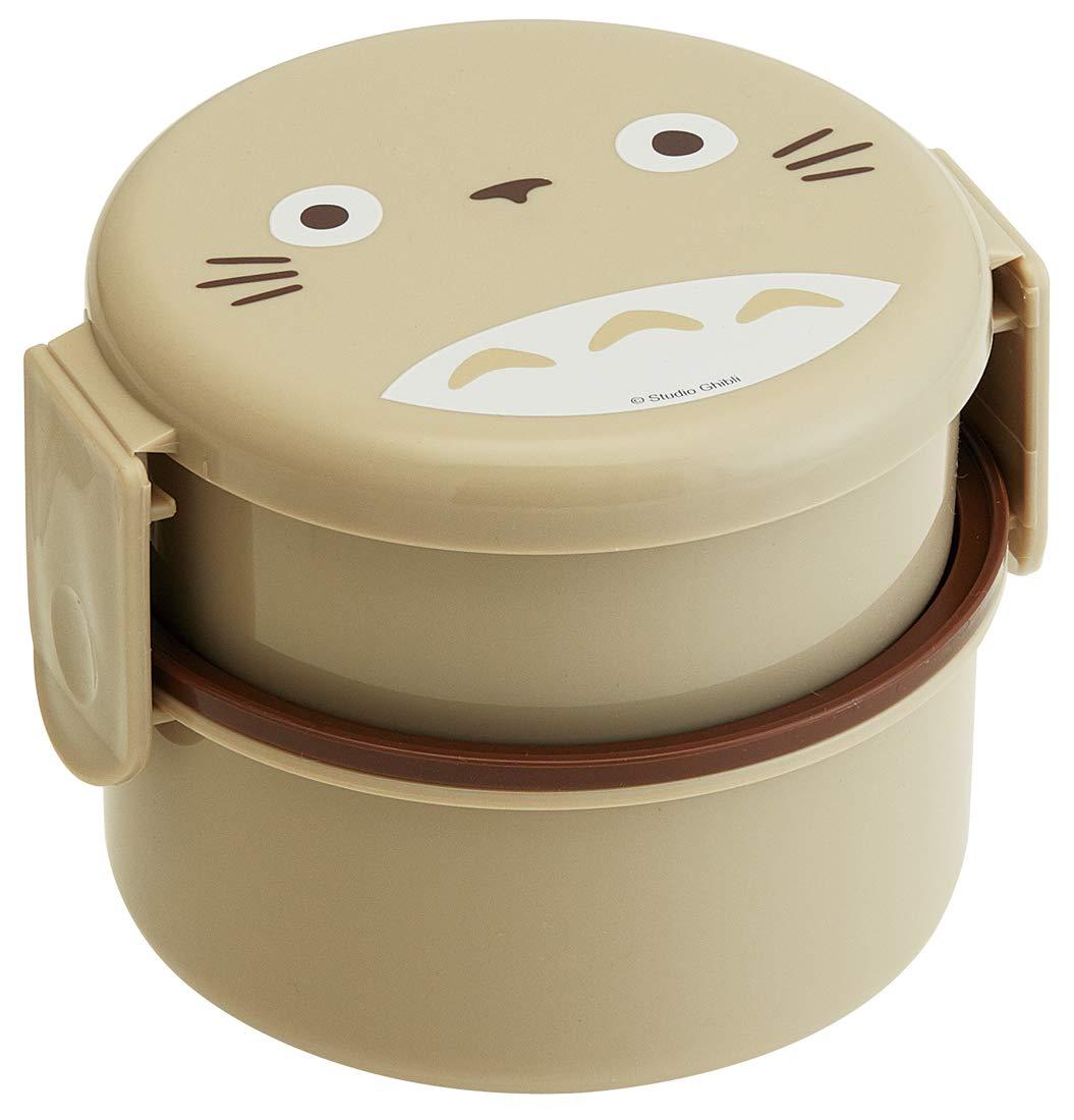 宮崎駿 龍貓雙層便當盒 保鮮盒 日本製