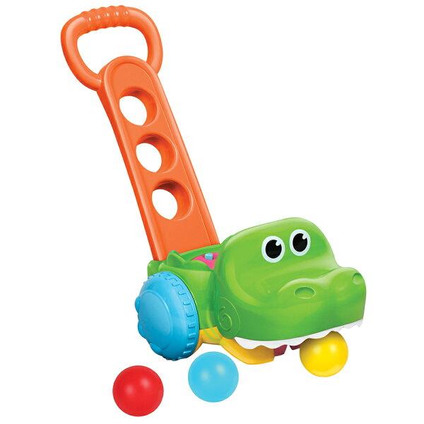 美國Infantino小小鱷魚推推樂