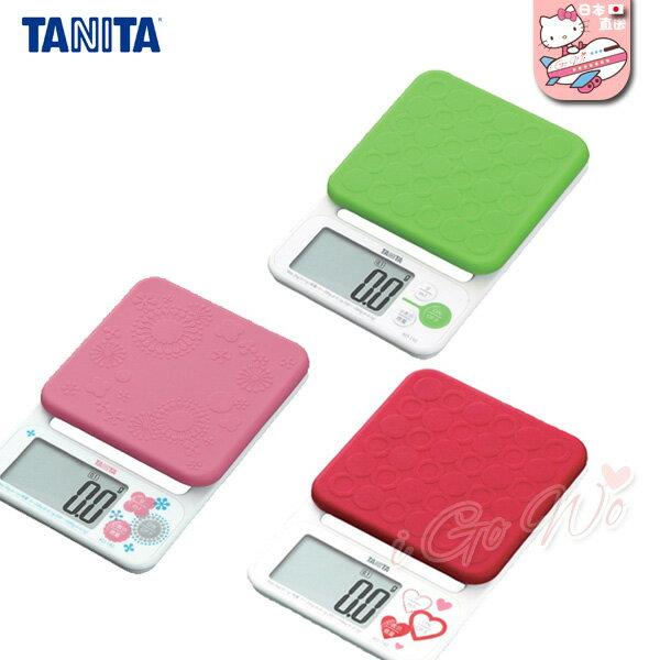 日本 TANITA 料理電子秤KD-192 最大秤重2kg 最小刻度0.1g