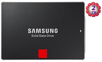 SAMSUNG 三星 SSD【2TB】850 Pro【MZ-7KE2T0】2.5吋 SATA 6Gb/s 內接式固態硬碟 固態硬碟