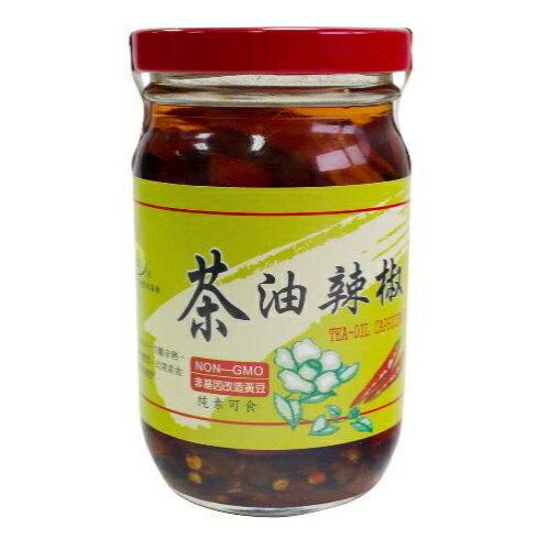 美綠地 茶油辣椒 220g/罐