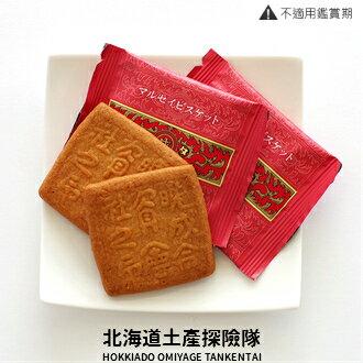 「日本直送美食」[六花亭] 丸成奶油餅乾 (新包裝) ~ 北海道土產探險隊~ 2