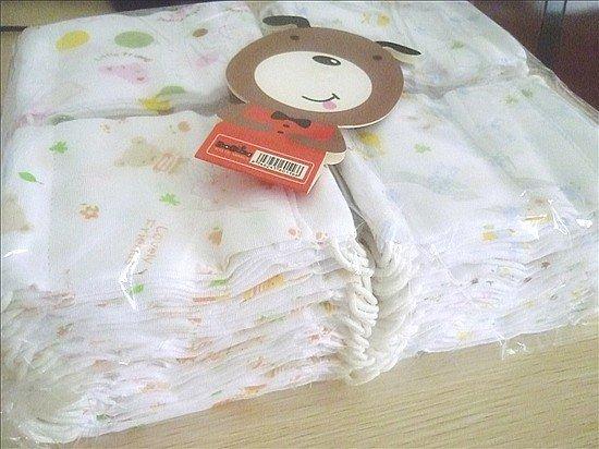 日單 8層純棉可愛小動物 紗布口罩兒童口罩 不挑款