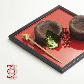【菓倆】抹茶熔岩(3入) 巧克力 蛋糕 甜點 團購 下午茶 可可 抹茶★樂天歡慶母親節滿499免運
